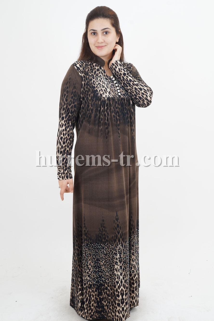Купить мусульманские платья оптом