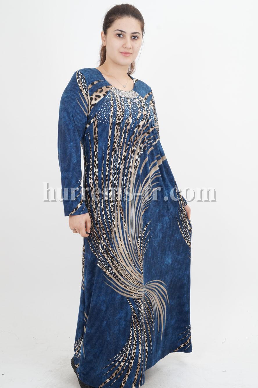 Большое платье