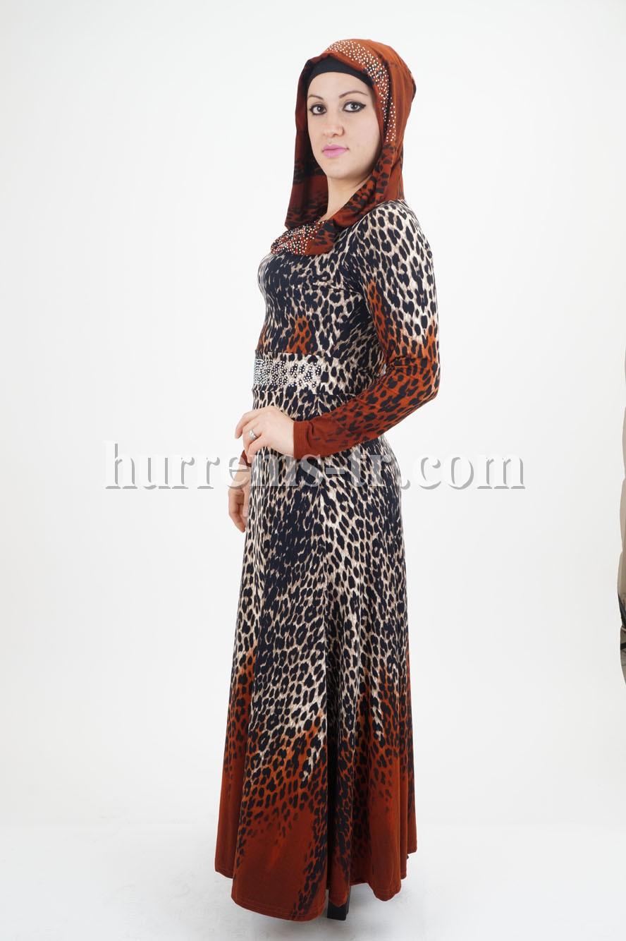 Платья с капюшоном мусульманские